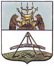 Герб Кирилловского уезда
