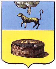 Герб Лужского уезда