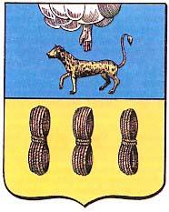 Герб Новоржевского уезда